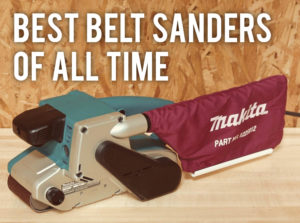 best belt sander reviews